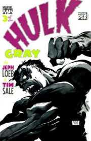 Hulk Gray: antes del gigante esmeralda.