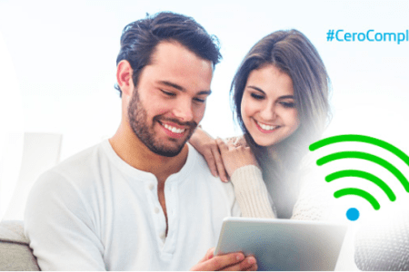 Full Connection de Movistar, servicio de internet inalámbrico