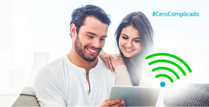 Full Connection de Movistar, servicio de internet inalámbrico