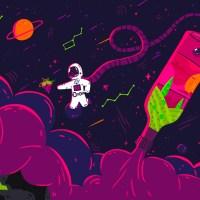 """""""Un viñedo en el espacio"""" - Cuento Ganador del 1er Concurso Literario de Pozo de Luna"""