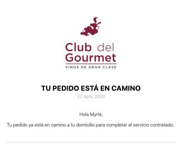 Club 2 - vino por internet