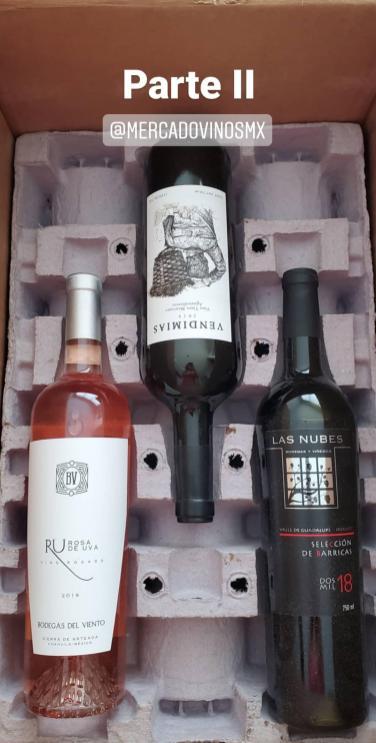 Mercado de Vinos
