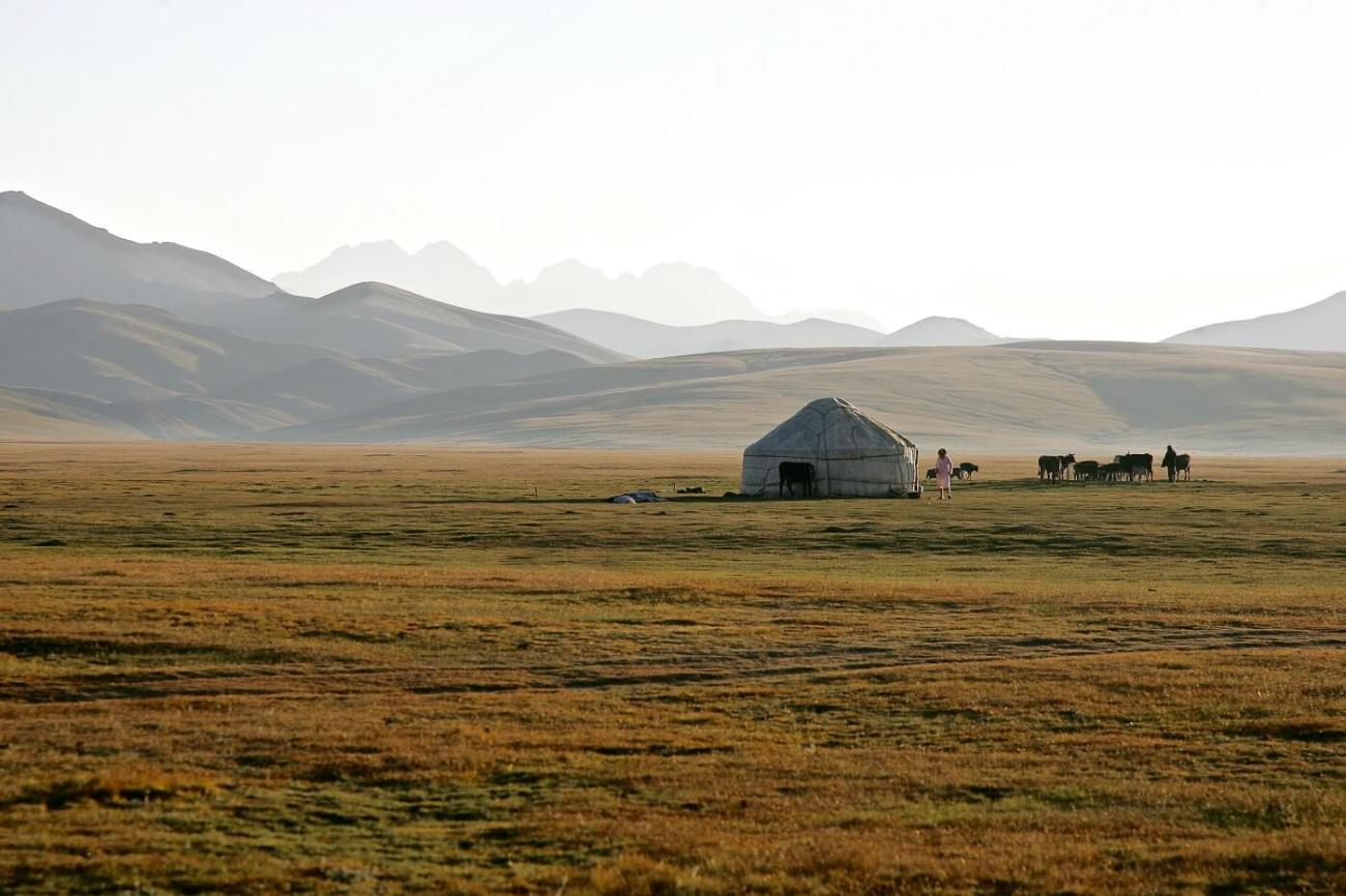 Kyrgyzstan - top places to travel