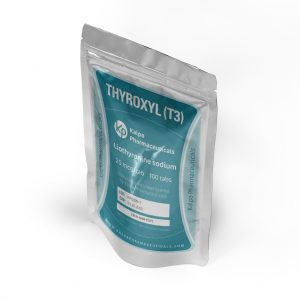 Thyroxyl T3 by Kalpa Pharmaceuticals