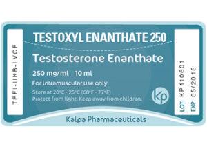 testoxyl-enanthate