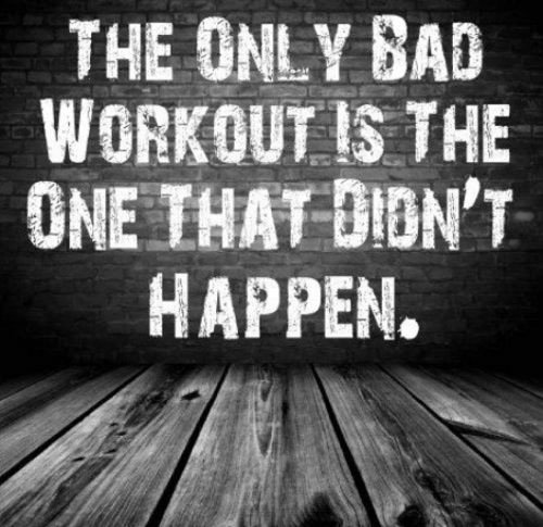 OnlyBAdWorkout