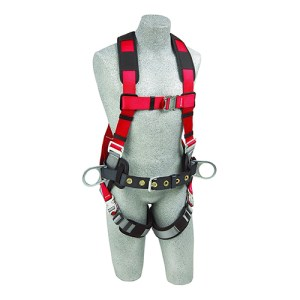 Protecta Pro 1191270 Medium or Large Construction Style Harness