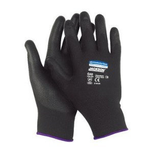 Kimberly Clark 13838 G40 size M Polyurethane Jackson Safety Coated Gloves