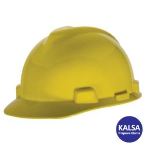 MSA Staz On V-Gard Caps Yellow Head Protection