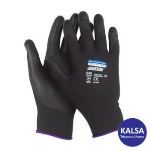 Kimberly Clark 13839 G40 Size L Polyurethane Jackson Safety Coated Gloves