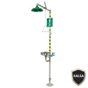Haws 8300-8309 Emergency Shower and Eye or Face Wash