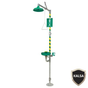 Haws 8320-8325 Emergency Shower and Eye or Face Wash