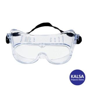 3M 40661-334AF Splash Safety Goggles Anti Fog Eye Protection