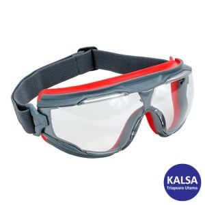 3M GG501S AF Safety Goggles Scotchgard Anti Fog Eye Protection