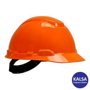 3M H-706P Orange 4-Point Pinlock Suspension Hard Hat Head Protection