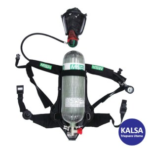 MSA Air Xpress One SCBA Systems Respiratory Protection