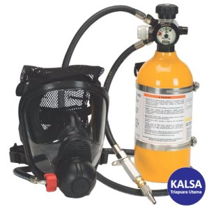 MSA PremAire Cadet SCBA Supplied Air Respirator