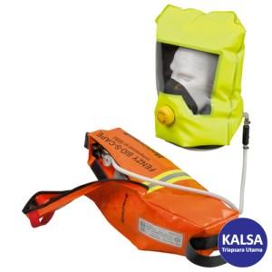 MSA S-Cap Air SCBA Supplied Air Respirator