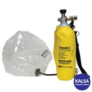 MSA TransAire 5-10 and Custom Air V Escape Respirator