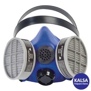 Respirator B210010 Honeywell RUU850 Series Half Mask Reusable