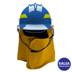 Bullard Blue Wildland Fire Helmet