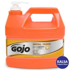 Gojo 0945-04 Natural Orange Smooth Heavy Duty Hand Cleaner