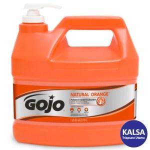 Gojo 0955-04 Natural Orange Pumice Heavy Duty Hand Cleaner