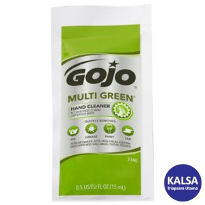 Gojo 2340-01 Multi Green Eco Heavy Duty Hand Cleaner