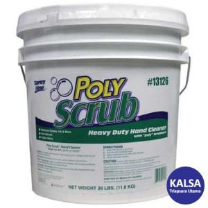 Permatex 13126 Spray Nine Poly Scrub Heavy Duty Hand Cleaner