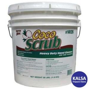 Permatex 14126 Spray Nine Coco Scrub Heavy Duty Hand Cleaner