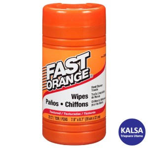 Permatex 25051 Fast Orange Wipes Hand Care