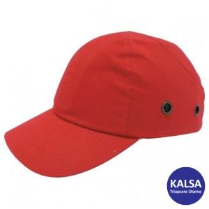 Tuffsafe TFF-957-1801K Red Baseball Bump Cap