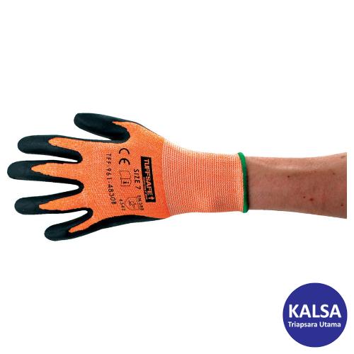 Distributor Tuffsafe TFF-961-4830B Size 7 Nitrile Cut Resistant Glove, Jual Tuffsafe TFF-961-4830B Size 7 Nitrile Cut Resistant Glove, Harga Tuffsafe TFF-961-4830B Size 7 Nitrile Cut Resistant Glove, TFF9614830B
