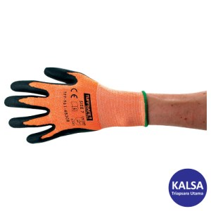 Tuffsafe TFF-961-4832D Size 9 Nitrile Cut Resistant Glove