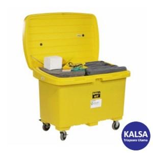 """SpillTech SPKU-CART5 Universal with 5"""" Wheels Spill Cart Kit"""