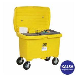 """SpillTech SPKU-CART8 Universal with 8"""" Wheels Spill Cart Kit"""