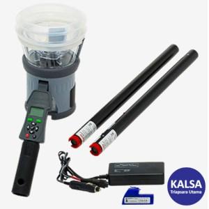 Detector Tester Kit 1001-001 Testifire Smoke and Heat