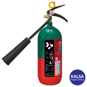 Yamato Protec YC-5XII Carbon Dioxide Fire Extinguisher