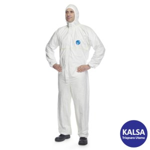 Dupont TS CHF5 S WH DE Tyvek 200 Easy-Safe Coverall