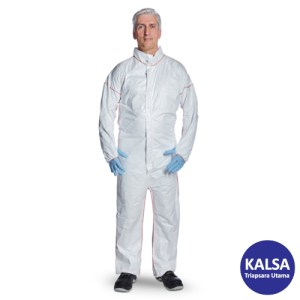 Dupont TD 0125 S WH 00 Tyvek 400 Dual-Combi Coverall