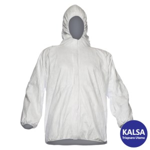 Dupont TY PP33 S WH 00 Tyvek 500 Jacket