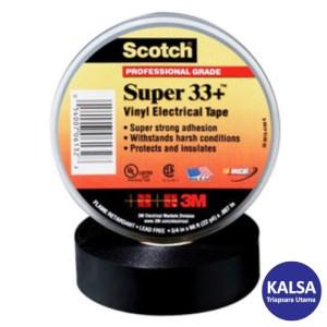 3M Scotch 33+SUPER-3/4X44FT Vinyl Electrical Tape