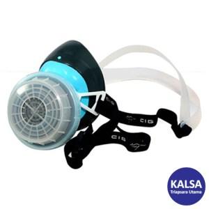 CIG 15 CIG B1 SK-6E Half Face Respirator Protection