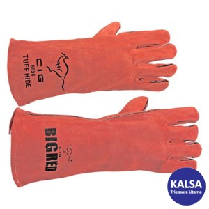 CIG 16CIG2112R Big Red Hand Welding Hand Protection