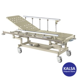 GEA Medical HCB-E02 Emergency Trolley Stretcher