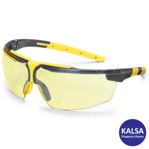 Eye Protection 9190.220 Uvex Supravision Excellence Contrast Enhancing i-3