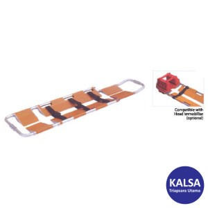 GEA Medical YDC 4 Scoop Stretcher Stretcher