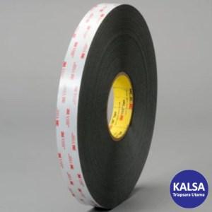 3M 5952P VHB Black Size 1.1 mm Modified Acrylic Tape