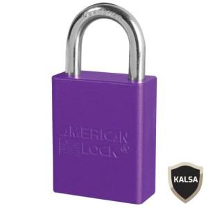 American Lock A1105PRP Safety Lockout Padlock