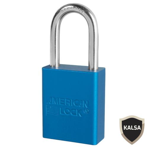 Distributor American Lock A1166BLU Safety Lockout Padlock, Jual American Lock A1166BLU Safety Lockout Padlock, Harga American Lock A1166BLU Safety Lockout Padlock